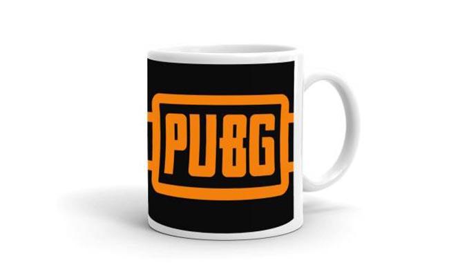 PUBG tea and coffee mugs