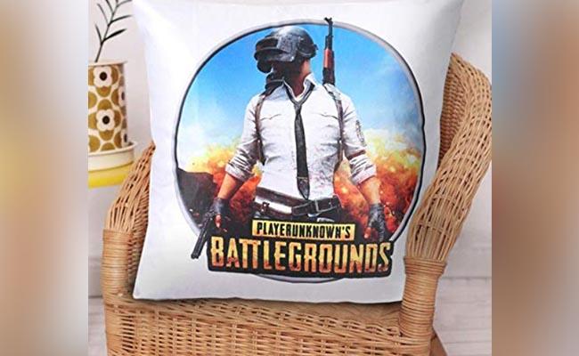 PUBG Cushion For Boyfriend
