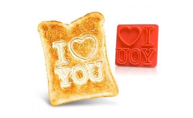 I love You Toaster Print