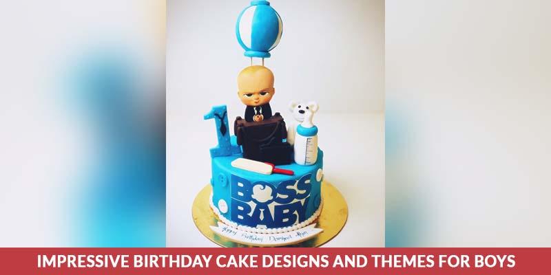 theme cake ideas for boys