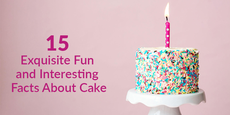 Fun Facts About Cake