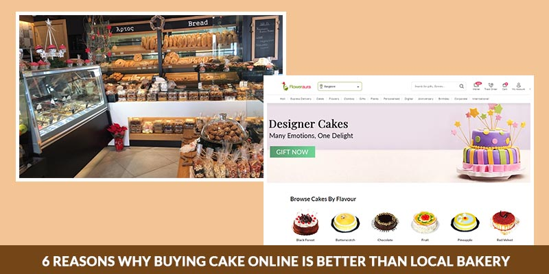 Reasons to buy cake via online cake bakery