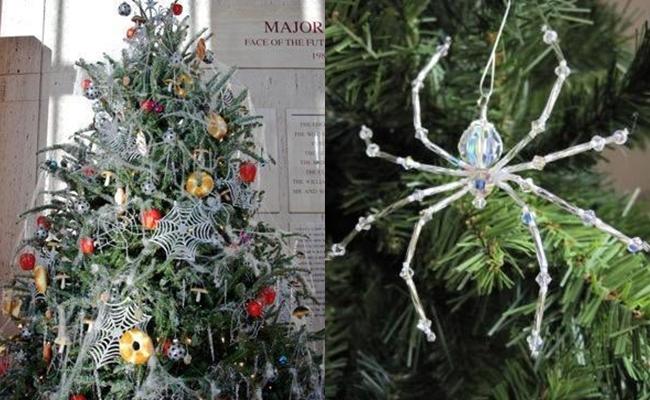 Celebrate Christmas Over Cobwebs- UKRAINE