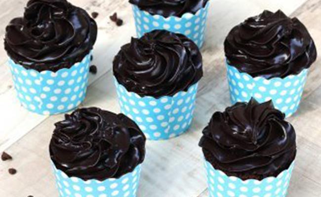 Cupcakes for saving time
