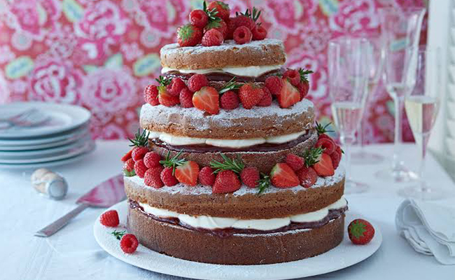 Multiple Layered cakes