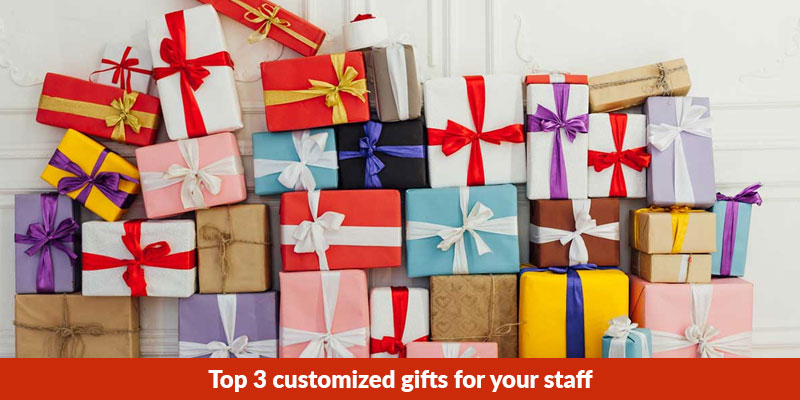 customized gifts for your staff