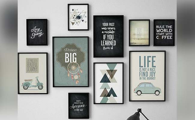 Introduce some fun posters