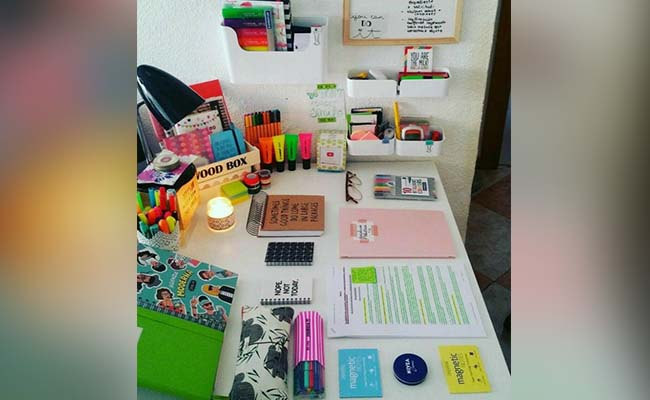 Replace boring stationery with cool stationery