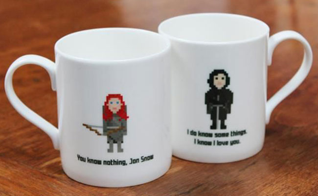 Game of Thrones Mugs