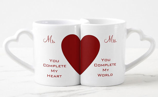 You Complete Me Mugs