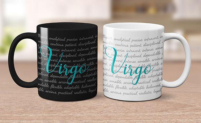 Zodiac Couple Mugs