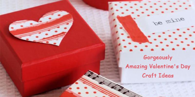 Valentine Crafting Ideas