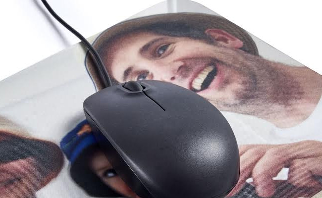 Personalised Gaming Mouse Pad for husband
