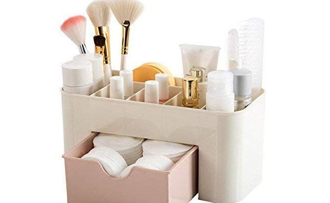 Makeup organizer for sister