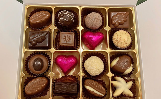 Mothers Day Chocolates Gift Pack