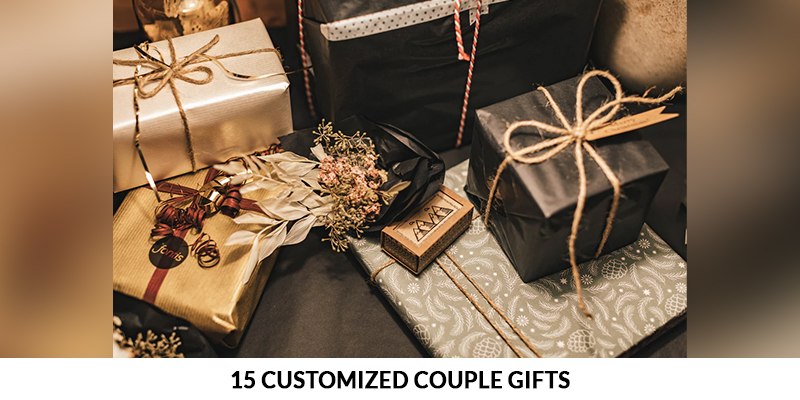 Top 15 Customized Couple Gifts