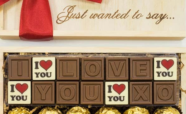 all about chocolates