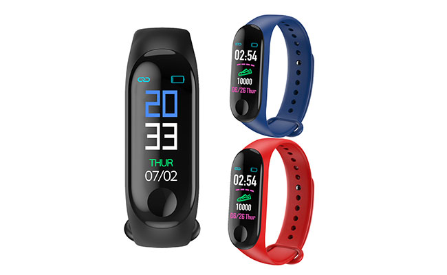 Fitness Band and SmartWatch