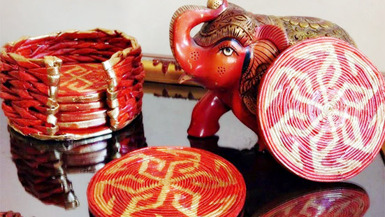 Diwali Coasters for living room decoration