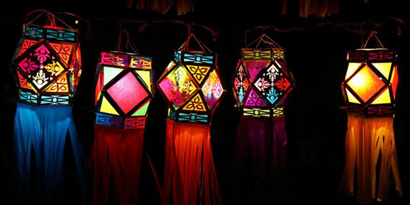 Diwali Lamp Craft Ideas