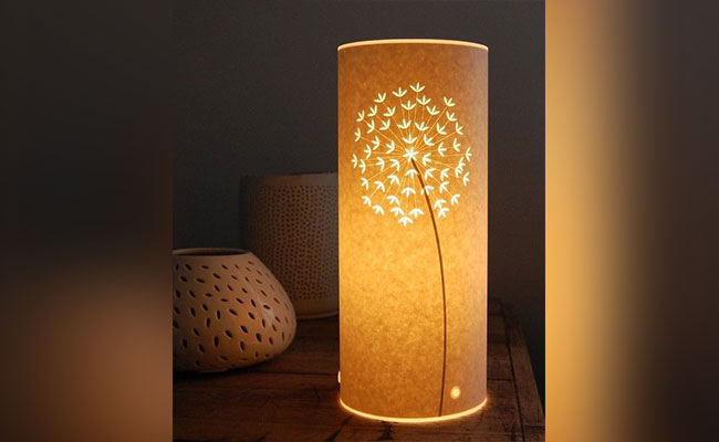 Shining Tree Lamp