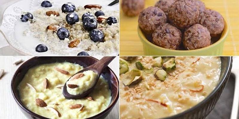 Healthy Diwali Sweets