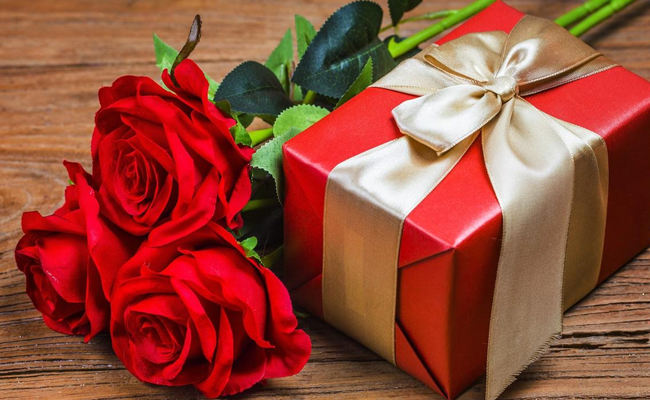 Rose Day Gift