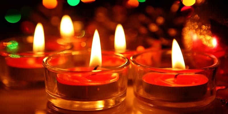 DIY Diwali Diyas