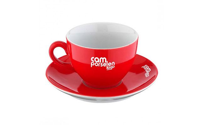 Printed Tea-Cup Set