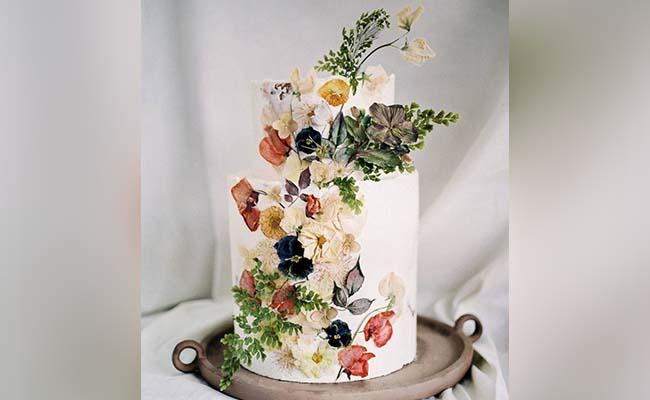 Edible Pressed Flowers
