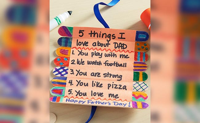 Things I Love You About Dad