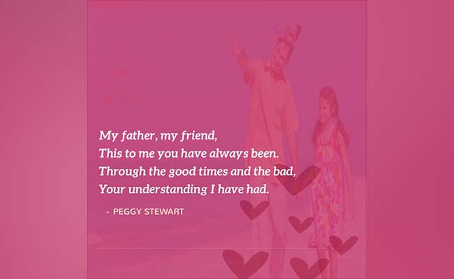 My Father, My Friend