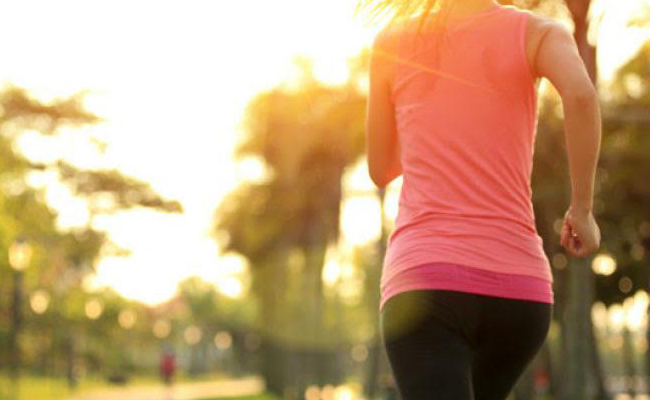 Start the day With Fresh Air and Exercise