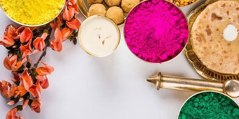 Celebrate Holi with Eco-friendly Gifts