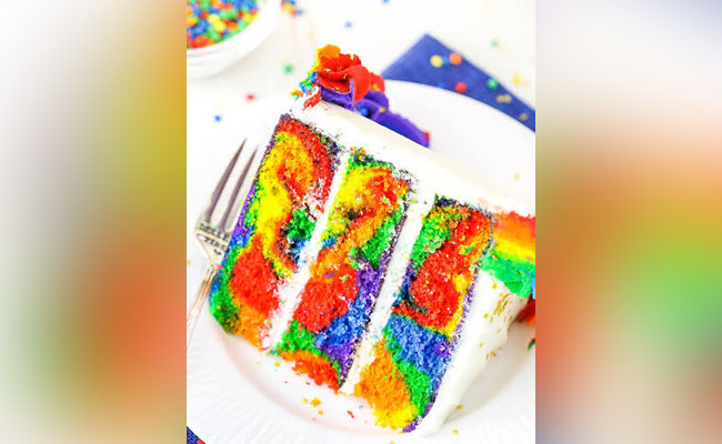 Colorful cake Eco-friendly Gifts
