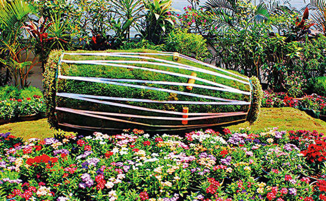 everything you need to know about the flower show in Mumbai