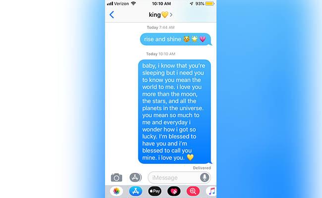 Exchange Some Romantic Texts