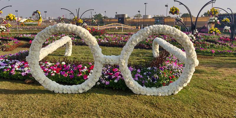 Flower Show in Mumbai