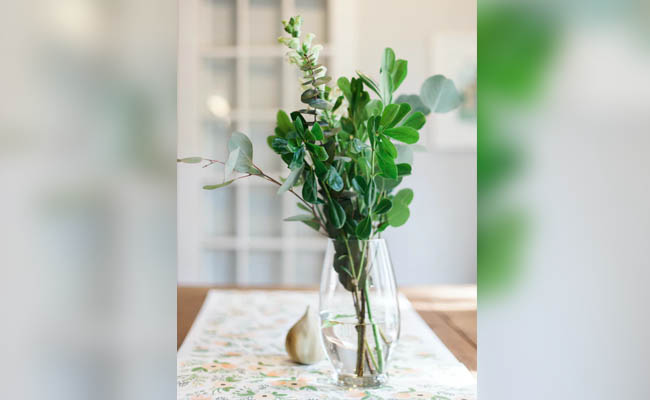 Sustaining the freshness of flower arrangements
