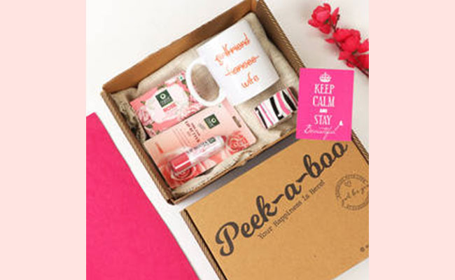 Gift Box Surprise gift ideas for women's day