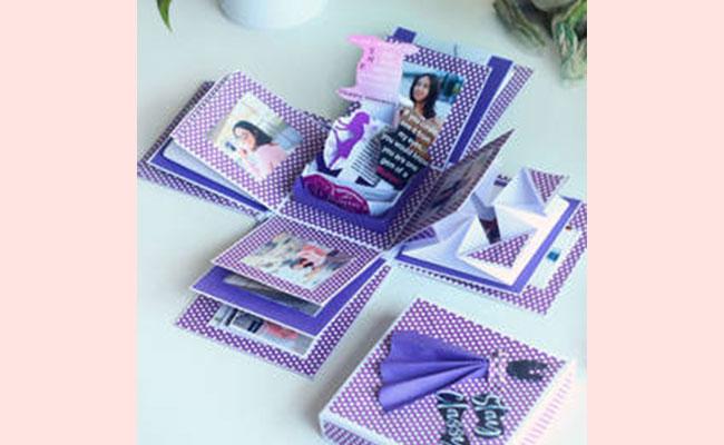 Handmade Surprise gift ideas for women's day