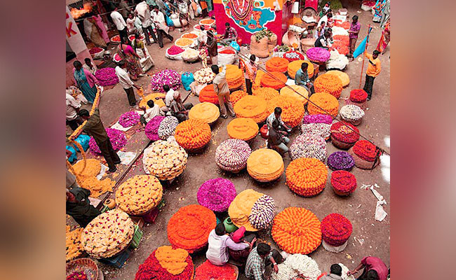 List of top vendors in Mumbai Flower Market