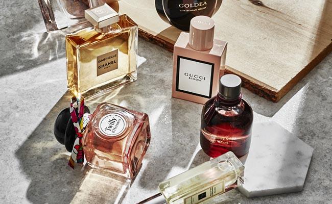 Perfume Rakhi Gift Ideas for Bhabhi