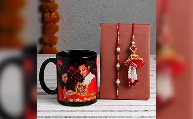 Personalized Rakhi Gift Ideas for Bhabhi