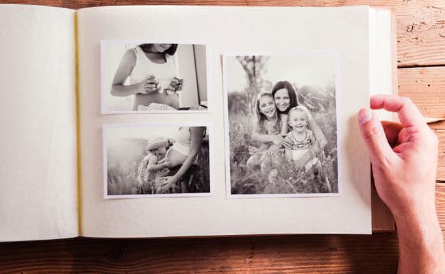 Photo album To Pamper Your Mom