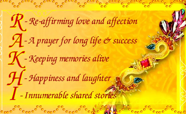 Rakhi Shubh Muhurat Time For Raksha Bandhan 2021