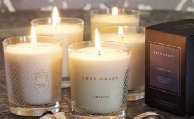 Scented Candles Gifts for a Virgo Woman
