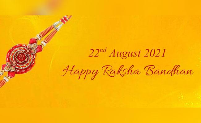 When Is Rakhi In 2021 Date, Time