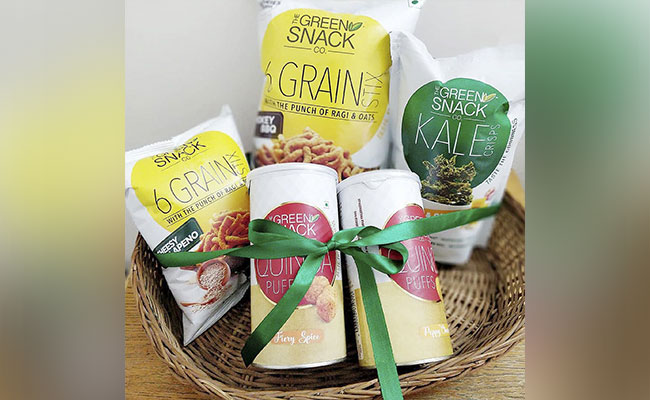 Snackable Basket Gifts for a Virgo Woman