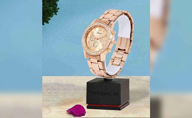 Watch Rakhi Gift Ideas for Bhabhi